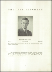 Page 11, 1944 Edition, Collegiate School - Dutchman Yearbook (New York, NY) online yearbook collection