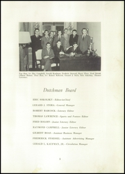 Page 7, 1944 Edition, Collegiate School - Dutchman Yearbook (New York, NY) online yearbook collection