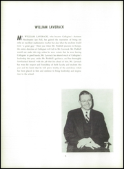Page 10, 1952 Edition, Collegiate School - Dutchman Yearbook (New York, NY) online yearbook collection
