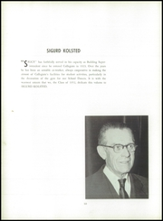 Page 14, 1952 Edition, Collegiate School - Dutchman Yearbook (New York, NY) online yearbook collection