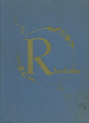 1949 Edition, Rhodes School - Rhodester Yearbook (New York, NY)