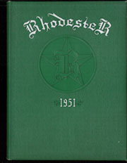 1951 Edition, Rhodes School - Rhodester Yearbook (New York, NY)