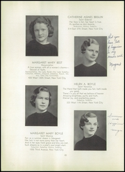 Page 16, 1935 Edition, Cathedral High School - Spires Yearbook (New York, NY) online yearbook collection