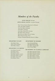 Page 12, 1948 Edition, Cathedral High School - Spires Yearbook (New York, NY) online yearbook collection