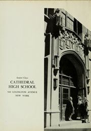 Page 6, 1948 Edition, Cathedral High School - Spires Yearbook (New York, NY) online yearbook collection