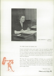 Page 12, 1939 Edition, Walton High School - Periwinkle Yearbook (Bronx, NY) online yearbook collection