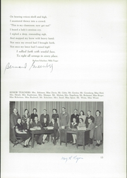 Page 17, 1939 Edition, Walton High School - Periwinkle Yearbook (Bronx, NY) online yearbook collection