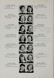 Page 16, 1943 Edition, Walton High School - Periwinkle Yearbook (Bronx, NY) online yearbook collection