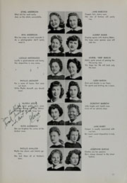 Page 17, 1943 Edition, Walton High School - Periwinkle Yearbook (Bronx, NY) online yearbook collection