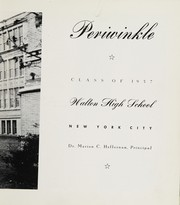 Page 7, 1957 Edition, Walton High School - Periwinkle Yearbook (Bronx, NY) online yearbook collection