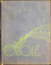 1936 Edition, Evander Childs High School - Oriole Yearbook (Bronx, NY)