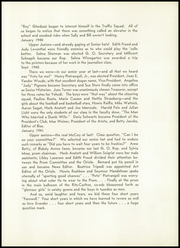 Page 15, 1941 Edition, Evander Childs High School - Oriole Yearbook (Bronx, NY) online yearbook collection