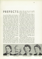 Page 17, 1953 Edition, Evander Childs High School - Oriole Yearbook (Bronx, NY) online yearbook collection