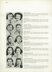 Page 54, 1953 Edition, Evander Childs High School - Oriole Yearbook (Bronx, NY) online yearbook collection
