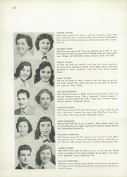 Page 56, 1953 Edition, Evander Childs High School - Oriole Yearbook (Bronx, NY) online yearbook collection