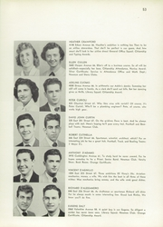 Page 57, 1953 Edition, Evander Childs High School - Oriole Yearbook (Bronx, NY) online yearbook collection