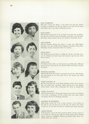 Page 58, 1953 Edition, Evander Childs High School - Oriole Yearbook (Bronx, NY) online yearbook collection