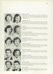 Page 59, 1953 Edition, Evander Childs High School - Oriole Yearbook (Bronx, NY) online yearbook collection