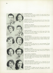 Page 60, 1953 Edition, Evander Childs High School - Oriole Yearbook (Bronx, NY) online yearbook collection