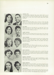 Page 63, 1953 Edition, Evander Childs High School - Oriole Yearbook (Bronx, NY) online yearbook collection