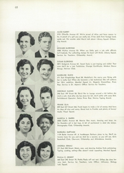 Page 64, 1953 Edition, Evander Childs High School - Oriole Yearbook (Bronx, NY) online yearbook collection