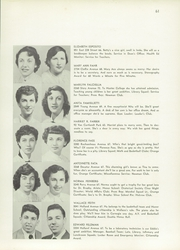 Page 65, 1953 Edition, Evander Childs High School - Oriole Yearbook (Bronx, NY) online yearbook collection