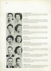 Page 66, 1953 Edition, Evander Childs High School - Oriole Yearbook (Bronx, NY) online yearbook collection