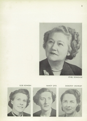 Page 7, 1953 Edition, Evander Childs High School - Oriole Yearbook (Bronx, NY) online yearbook collection