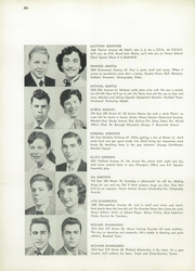 Page 70, 1953 Edition, Evander Childs High School - Oriole Yearbook (Bronx, NY) online yearbook collection