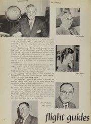 Page 14, 1956 Edition, Evander Childs High School - Oriole Yearbook (Bronx, NY) online yearbook collection
