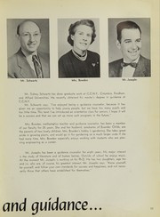 Page 15, 1956 Edition, Evander Childs High School - Oriole Yearbook (Bronx, NY) online yearbook collection