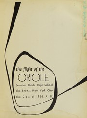 Page 5, 1956 Edition, Evander Childs High School - Oriole Yearbook (Bronx, NY) online yearbook collection