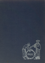 1957 Edition, Evander Childs High School - Oriole Yearbook (Bronx, NY)