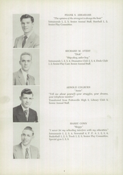 Page 10, 1951 Edition, Red Hook High School - Hardscrabble Yearbook (Red Hook, NY) online yearbook collection