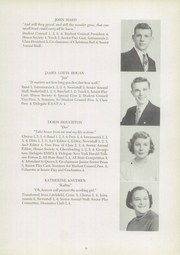 Page 13, 1951 Edition, Red Hook High School - Hardscrabble Yearbook (Red Hook, NY) online yearbook collection