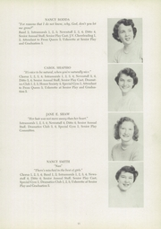 Page 15, 1951 Edition, Red Hook High School - Hardscrabble Yearbook (Red Hook, NY) online yearbook collection