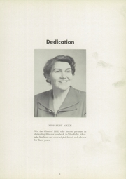 Page 7, 1951 Edition, Red Hook High School - Hardscrabble Yearbook (Red Hook, NY) online yearbook collection