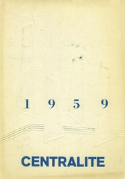 Page 1, 1959 Edition, Red Creek Central High School - Centralite Yearbook (Red Creek, NY) online yearbook collection