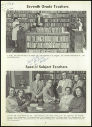 Page 12, 1959 Edition, Red Creek Central High School - Centralite Yearbook (Red Creek, NY) online yearbook collection