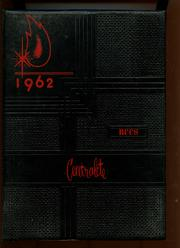 Page 1, 1962 Edition, Red Creek Central High School - Centralite Yearbook (Red Creek, NY) online yearbook collection