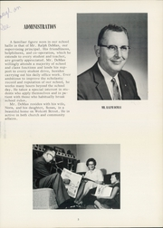 Page 9, 1962 Edition, Red Creek Central High School - Centralite Yearbook (Red Creek, NY) online yearbook collection