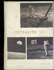 1970 Edition, Red Creek Central High School - Centralite Yearbook (Red Creek, NY)
