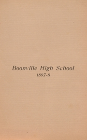 Briarcliff High School - Bruin Yearbook (Briarcliff Manor, NY) online yearbook collection, 1900 Edition, Page 1