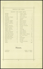 Page 27, 1900 Edition, Briarcliff High School - Bruin Yearbook (Briarcliff Manor, NY) online yearbook collection