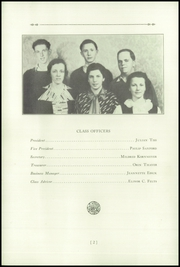 Page 4, 1934 Edition, Briarcliff High School - Bruin Yearbook (Briarcliff Manor, NY) online yearbook collection