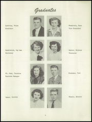 Page 11, 1948 Edition, Briarcliff High School - Bruin Yearbook (Briarcliff Manor, NY) online yearbook collection