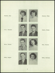 Page 12, 1948 Edition, Briarcliff High School - Bruin Yearbook (Briarcliff Manor, NY) online yearbook collection