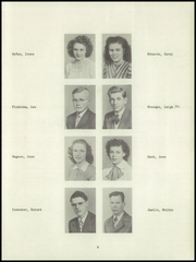 Page 13, 1948 Edition, Briarcliff High School - Bruin Yearbook (Briarcliff Manor, NY) online yearbook collection