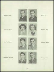 Page 14, 1948 Edition, Briarcliff High School - Bruin Yearbook (Briarcliff Manor, NY) online yearbook collection