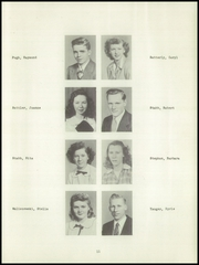 Page 15, 1948 Edition, Briarcliff High School - Bruin Yearbook (Briarcliff Manor, NY) online yearbook collection